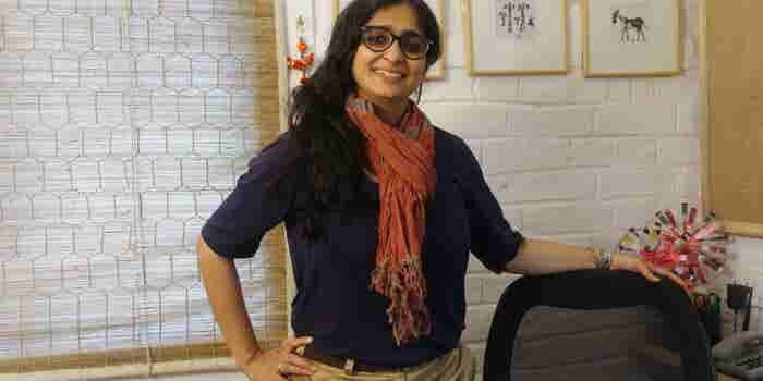 With 17 Years in Export This Woman Entrepreneur From the East Has Crafted a Niche