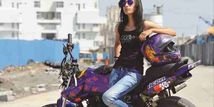 Meet Anam Hashim, India's Youngest Female Stunt Performer