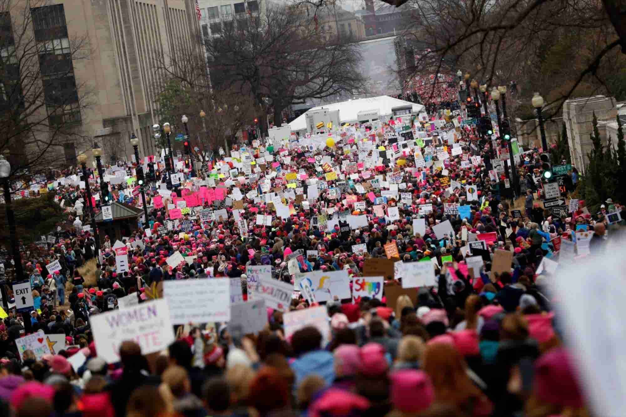 From the Women's March to the Women's Strike: Entrepreneurs and Business Owners Must Take a Stance