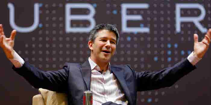 CEO Travis Kalanick Is Officially Looking for Someone to Help Him Run Uber