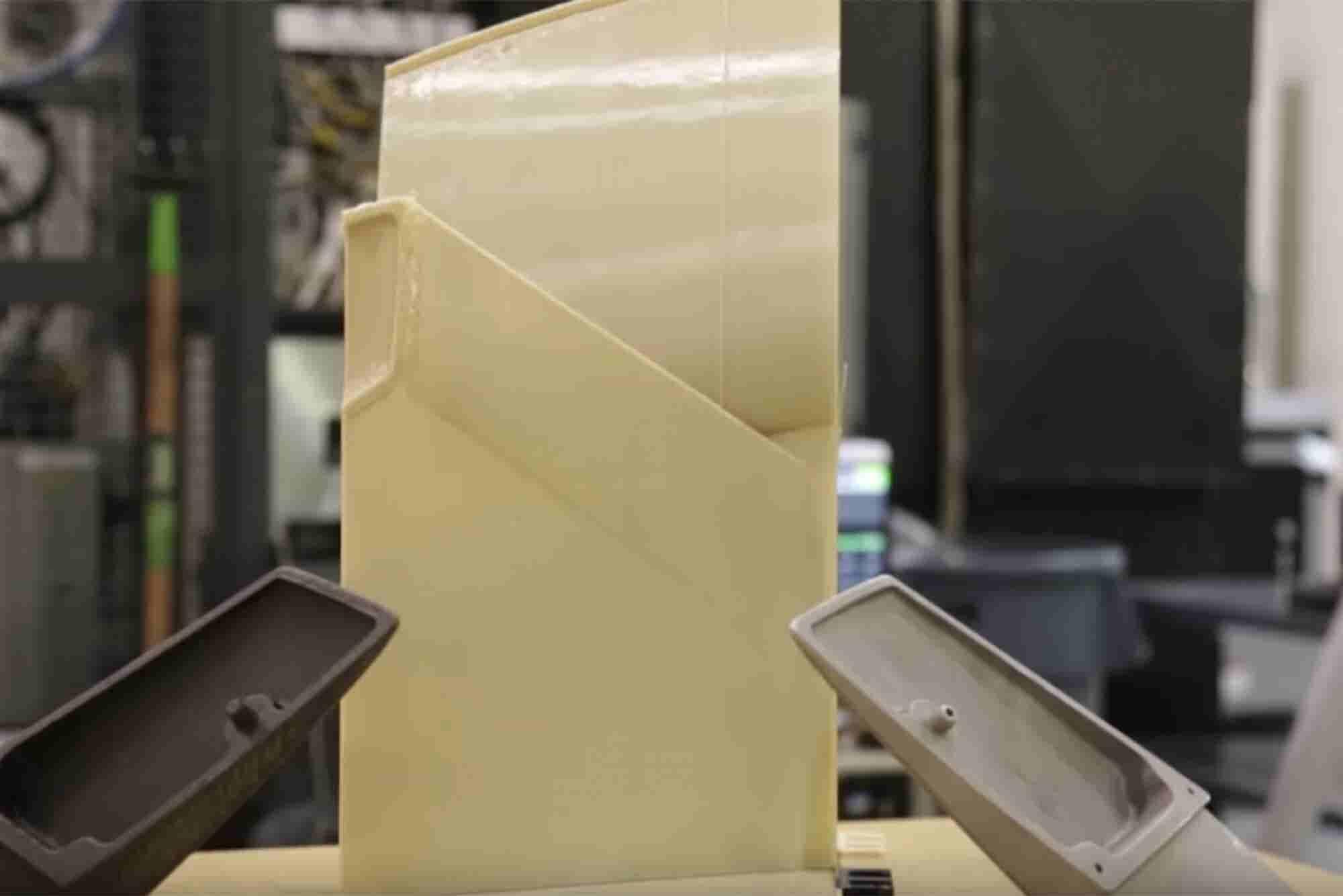 Ford está probando autos hechos con impresiones 3D