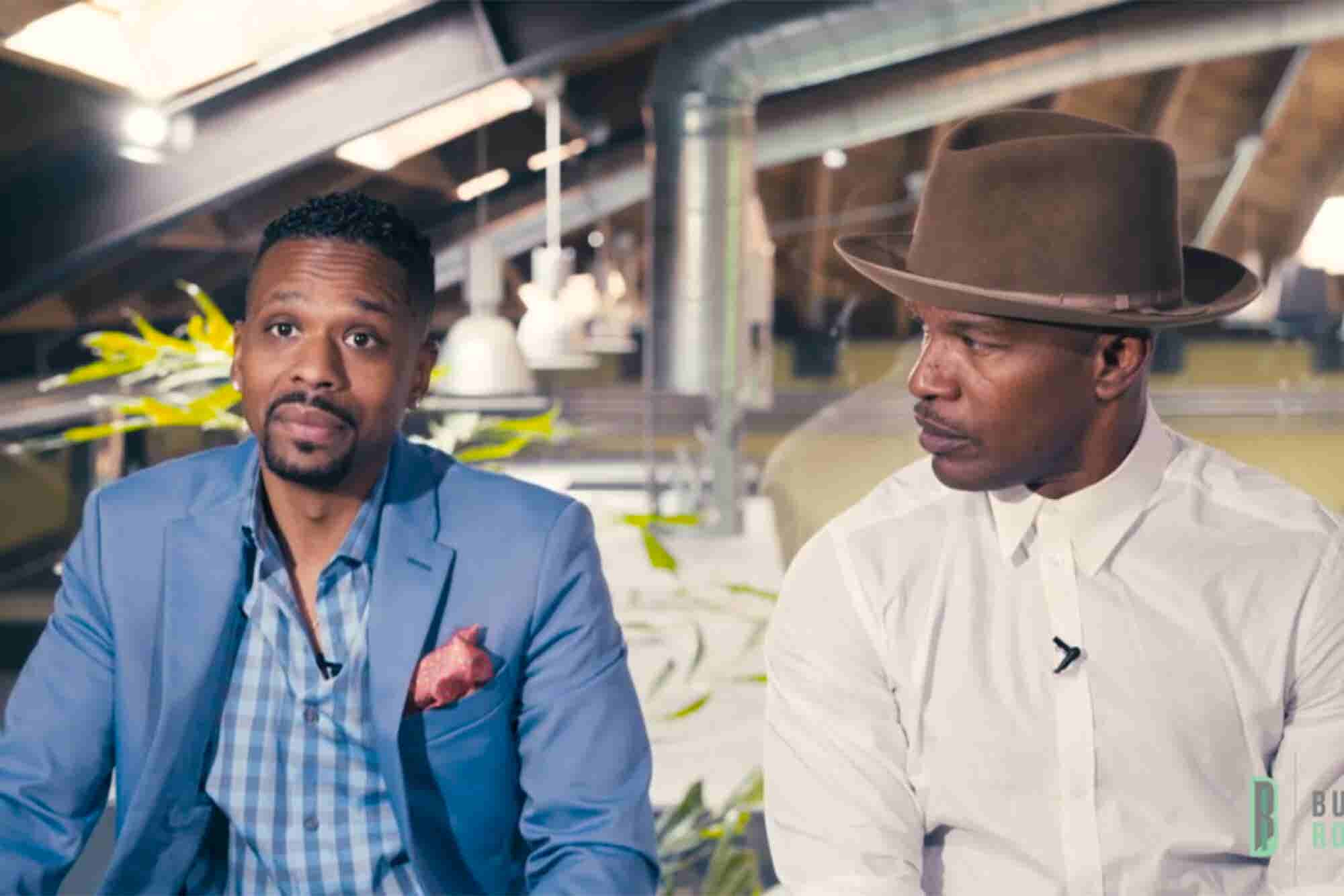 Jamie Foxx: 'This Is the Best Time' to Become an Entrepreneur