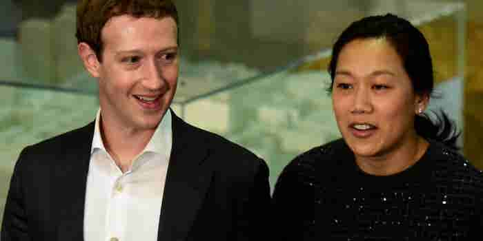 Mark Zuckerberg and Priscilla Chan Expecting Second Daughter