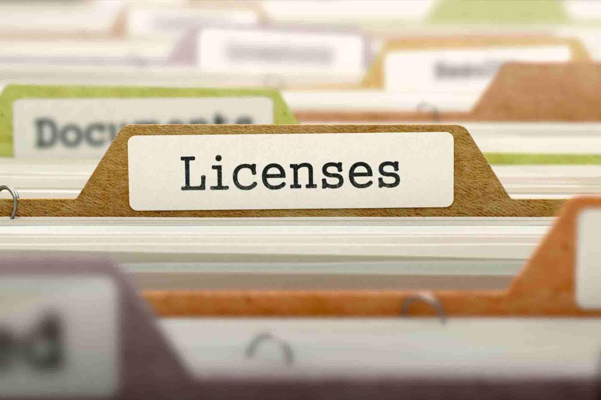 3 tips para agregar una licencia a tu proyecto y hacer crecer tu negocio