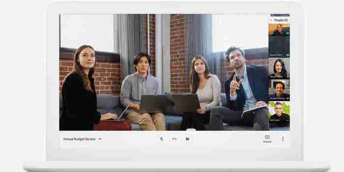 Google Hangouts Gets Slack-Like Update