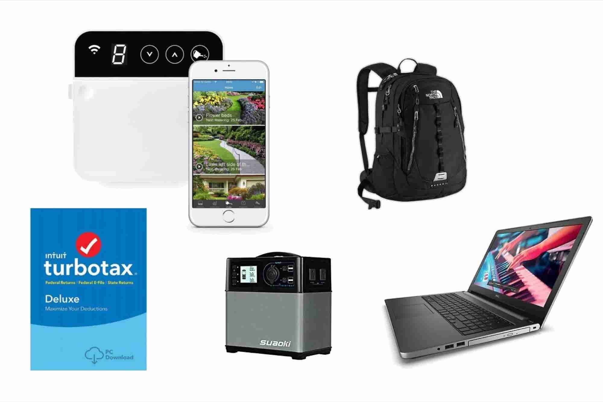 Save Big on TurboTax, Get a Great Deal on an Inspiron 15 Laptop and More