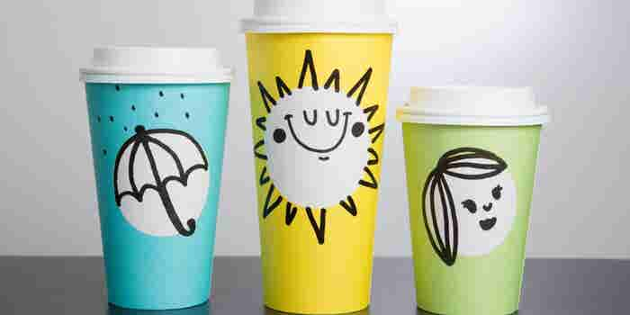 Starbucks Now Has Spring Cups, and They Look Kind of Familiar