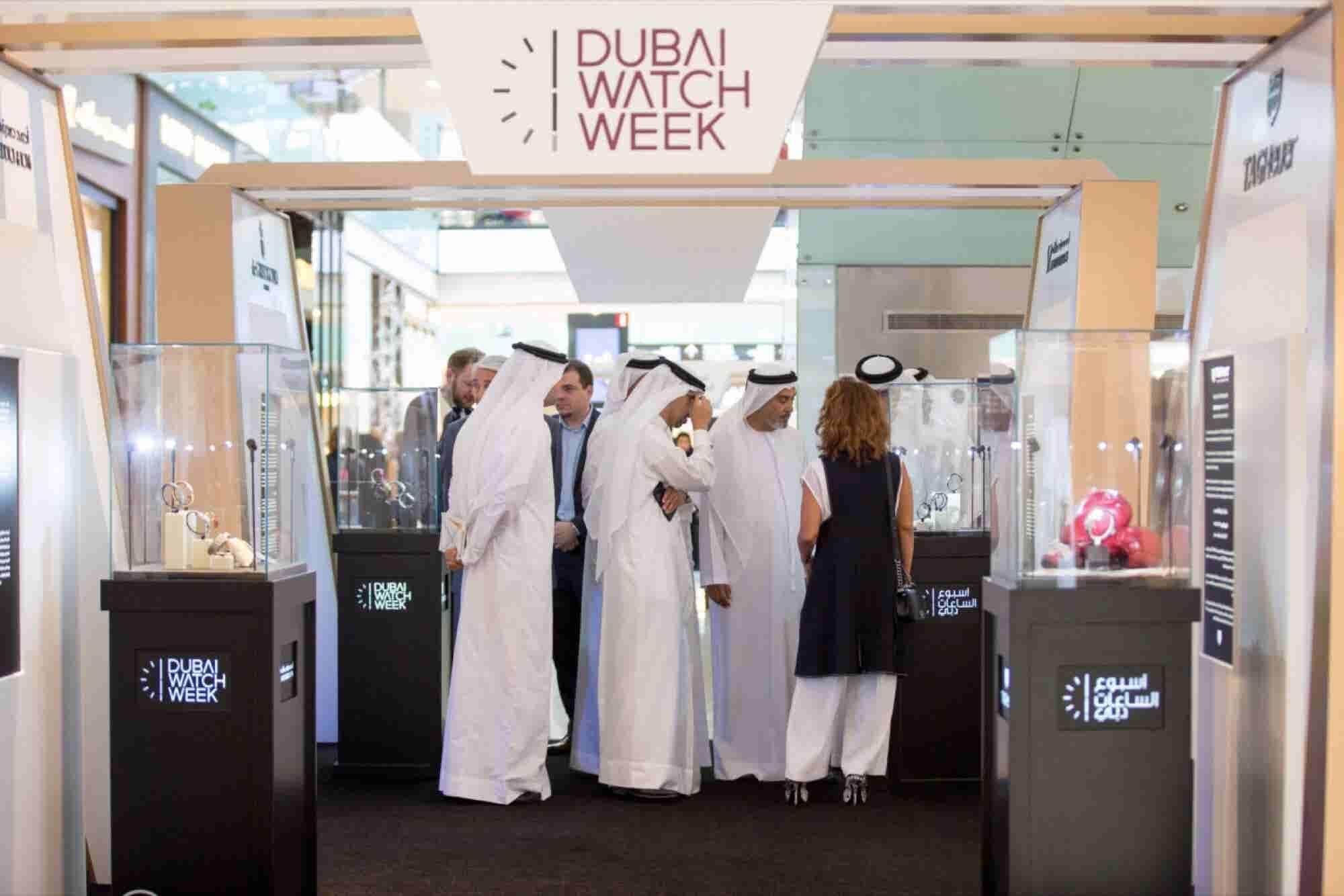 Calling All Timekeepers: Dubai Watch Week 2017 Is Back