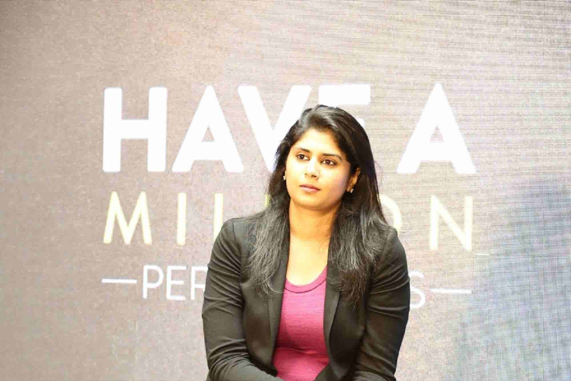 How Anjana Reddy Followed her Passion of Merchandising in India