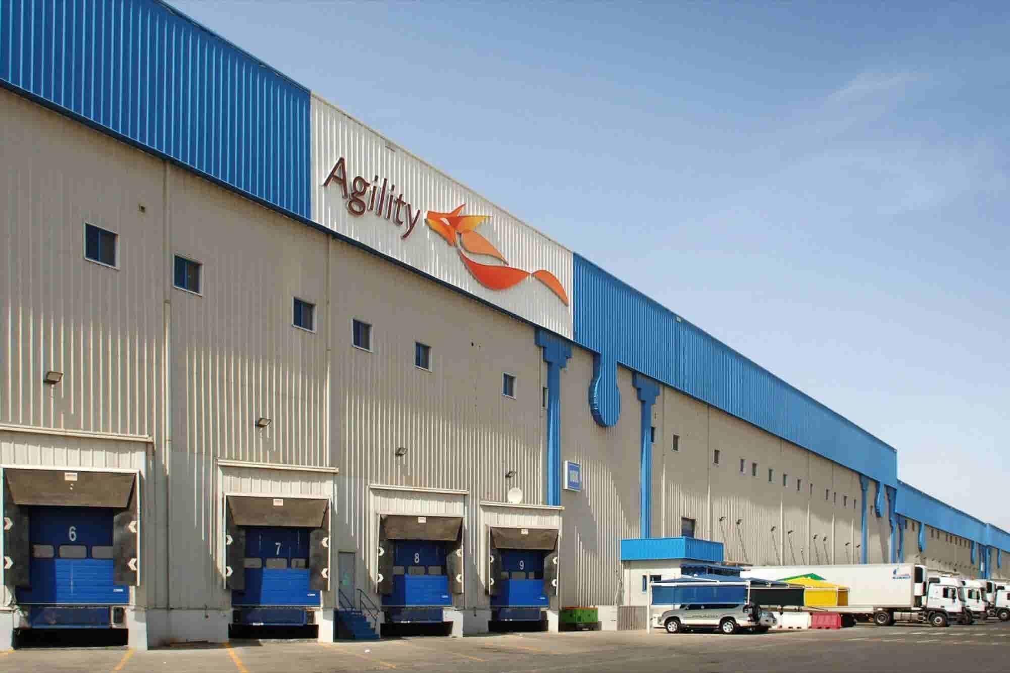 How Kuwait-Based Logistics Giant Agility Is Embracing Digital Disruption