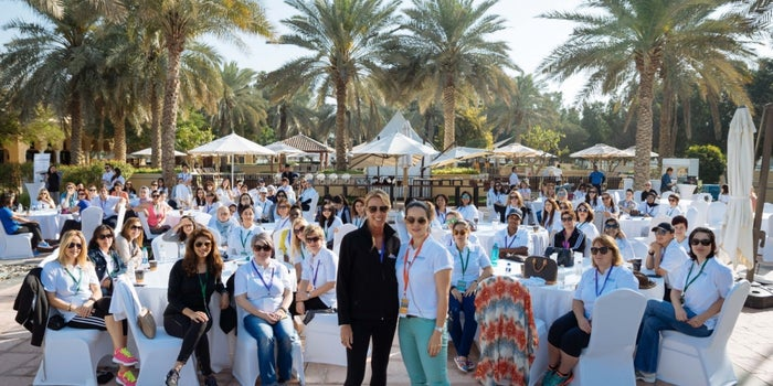UAE's Women Entrepreneurs Come Together For Global Mentoring Walk 2017 in Dubai