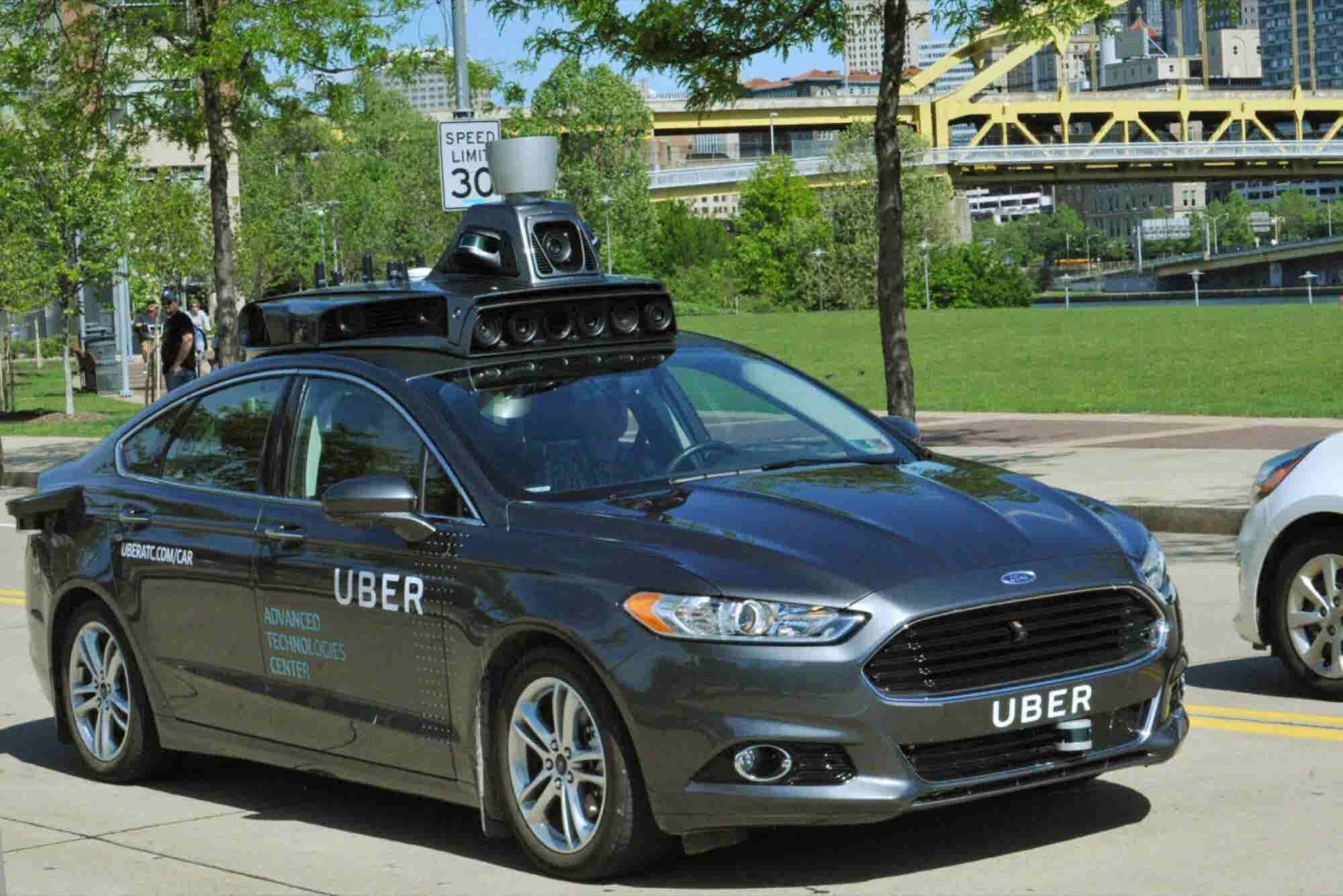 Waymo Asks Court to Halt Uber's Self-Driving Cars