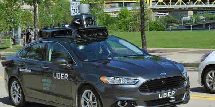 Waymo Asks Court to Halt Uber's Self-Driving Cars