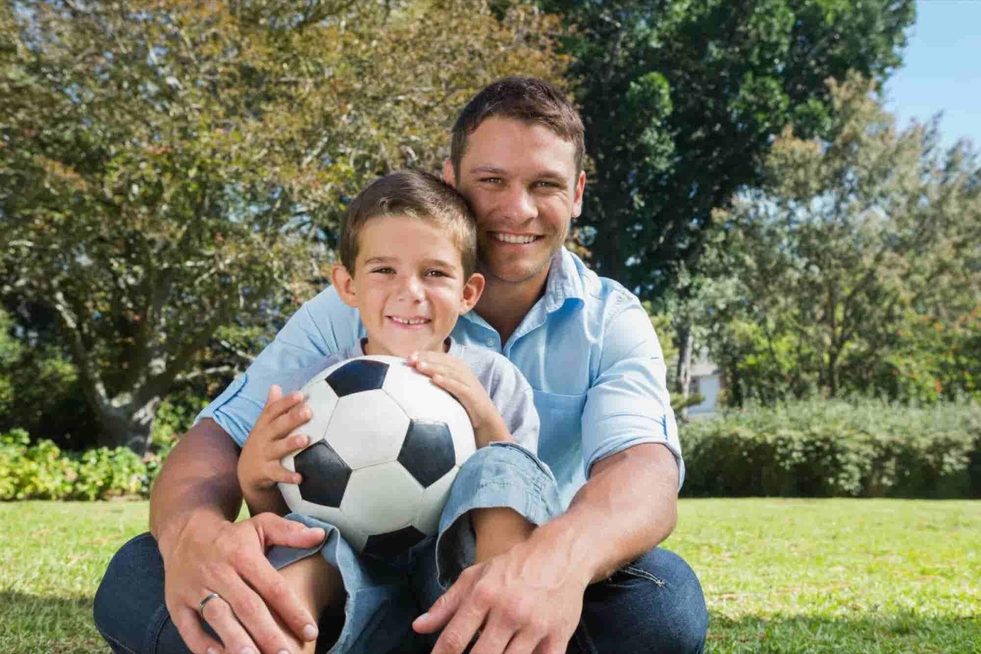 3 formas de darle las gracias a tu papá