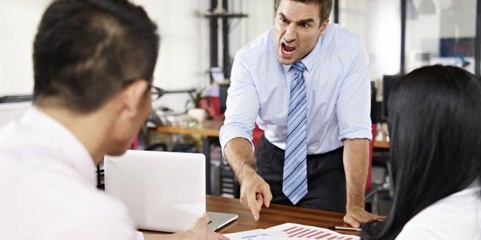 10 frases que solo utilizan los malos jefes