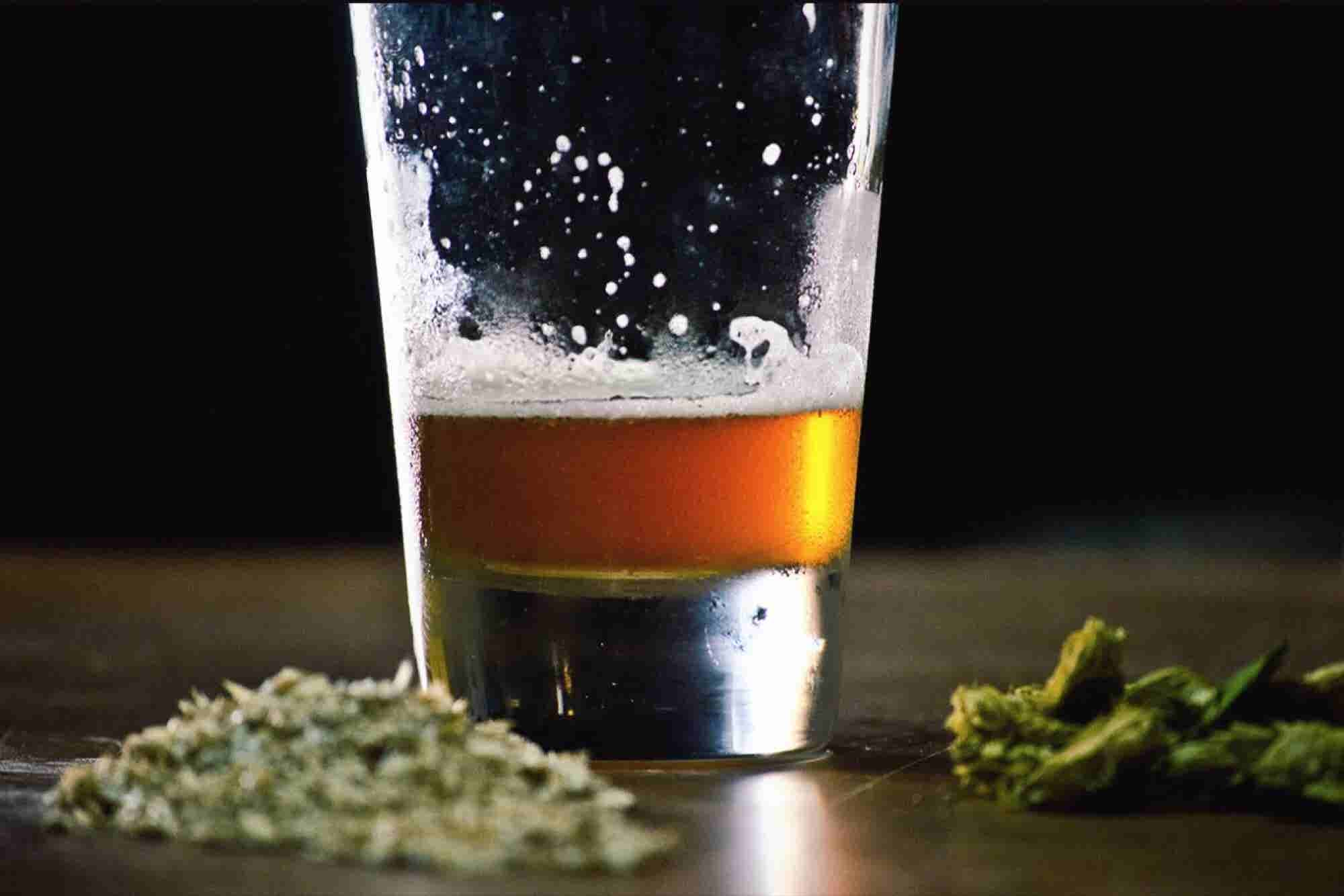 Researchers Believe Legal Marijuana Could Hurt Beer Sales