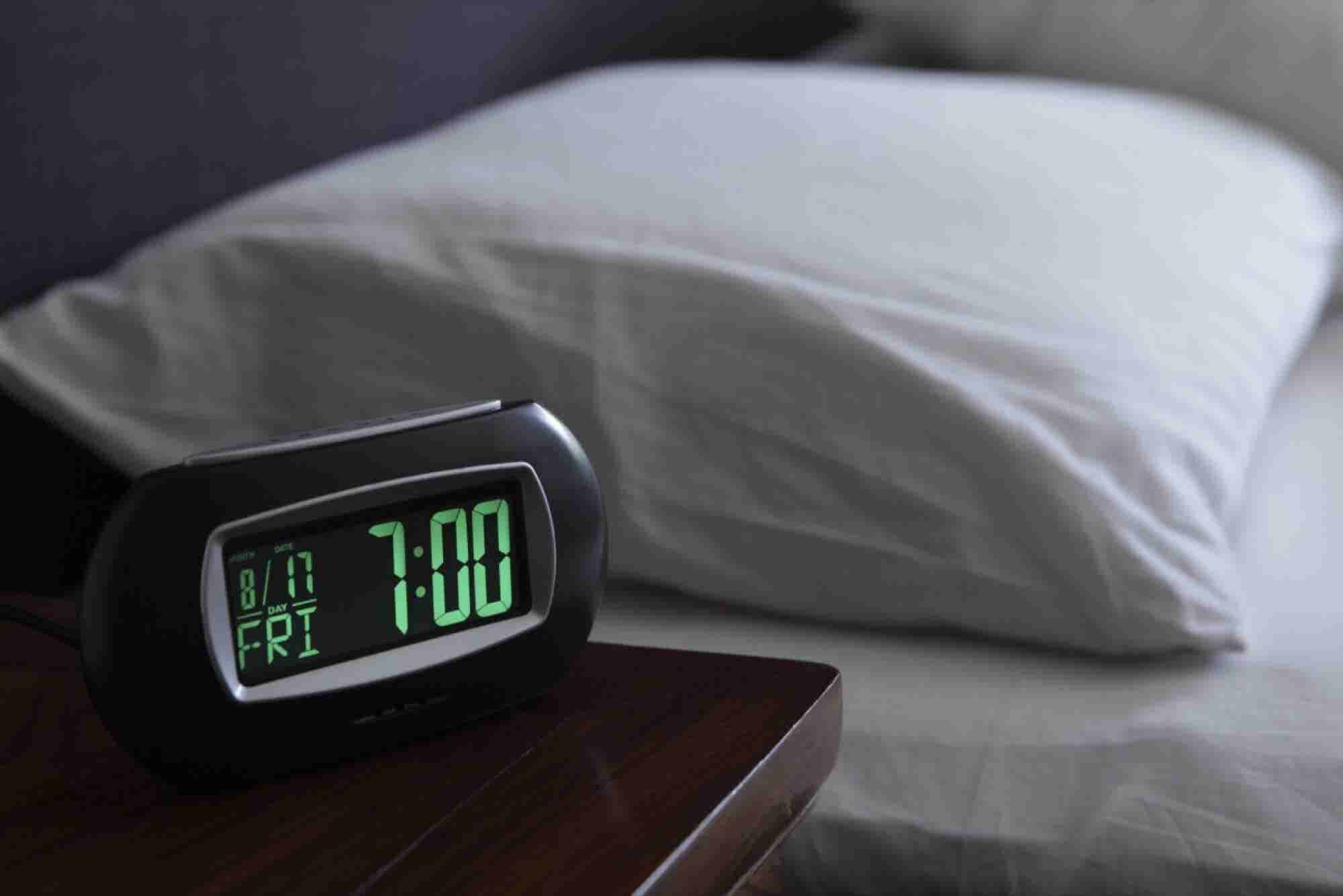 7 Things Every Entrepreneur Should Do Before 7 a.m.