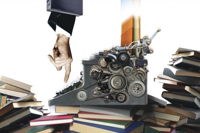 "How Every Entrepreneur Has Seemingly ""Written"" A Book"