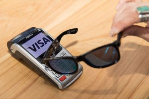 Visa Is Testing NFC Sunglasses That Can Pay for Stuff