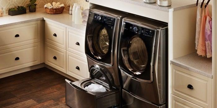 Double Down: LG Introduces TWINWash Washing Machine