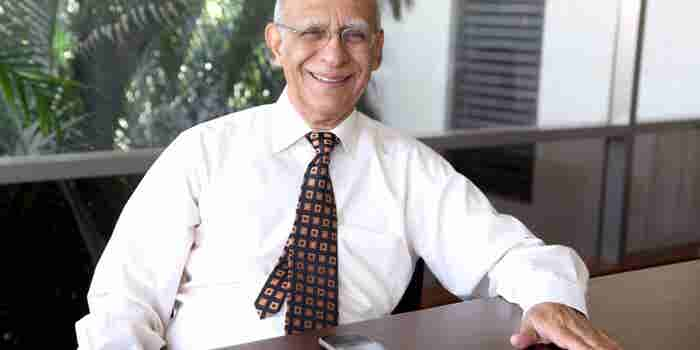 Company Culture is Something You Need to Consciously Create, 74-Yr Old Indian Entrepreneur Says
