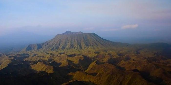 Repel Into an Active Volcano Via Google Street View