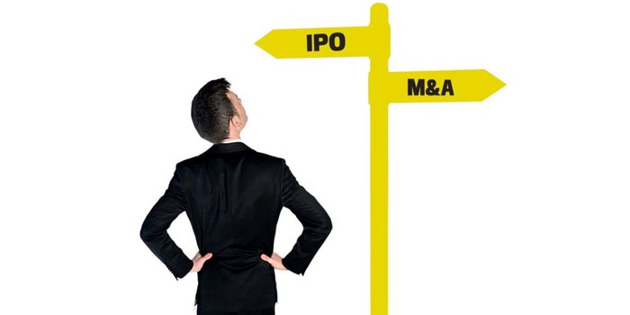 IPO Vs. M&A: By Chance Or By Choice?
