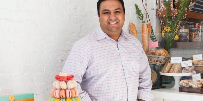 A Macaron Franchise is Growing -- and it Has Malls to Thank