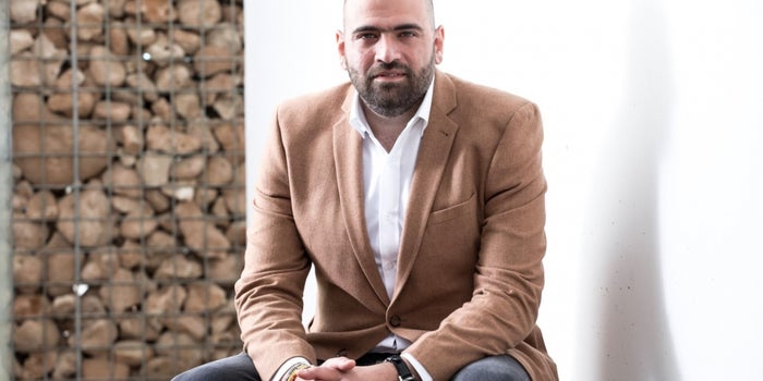 Onward And Upward: Cadillac Middle East Regional Sales And Marketing Manager Nadim Ghrayeb