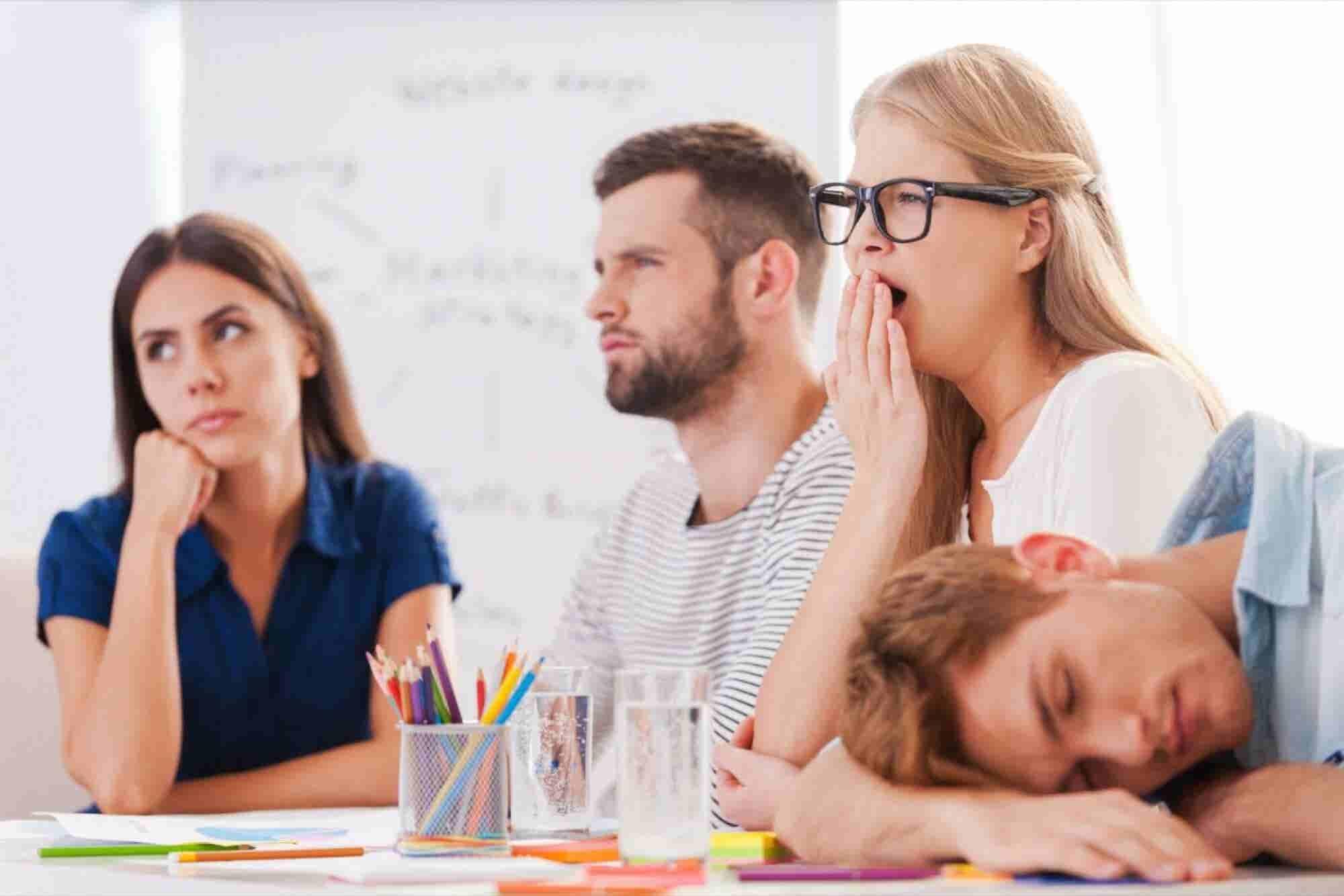 10 tips para no aburrir en tus presentaciones