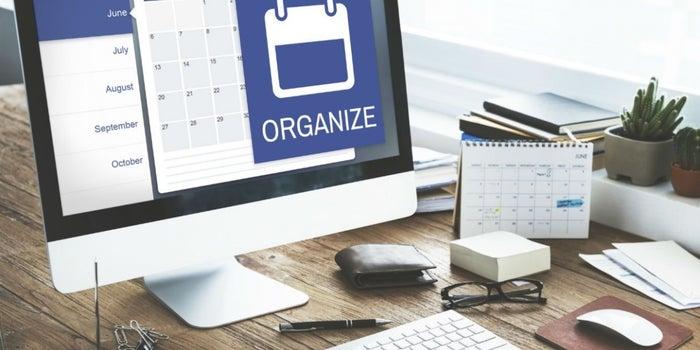 Claves para ordenar tu escritorio