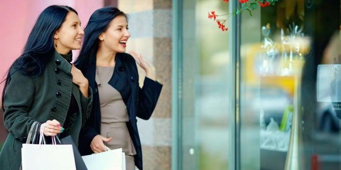 Secretos para tener una vitrina vendedora