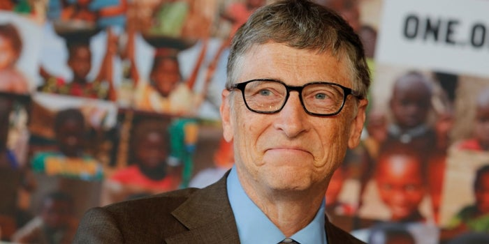 Bill Gates Got an Offer to Be Trump's Science Advisor and 26 Other Weird Things We've Learned About Him