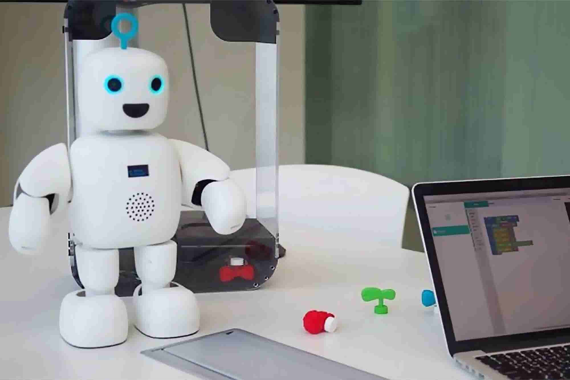 Your Next Cute Robot May Be Korean