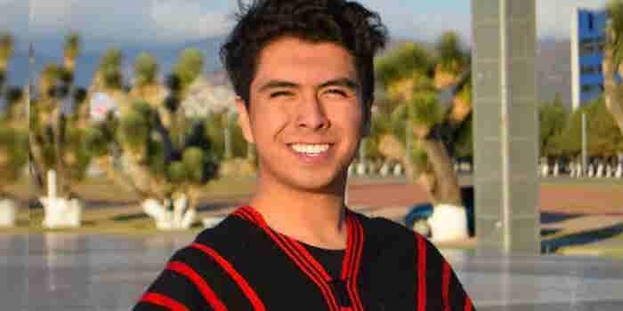 Este es el mexicano de 19 años que compite por el Nobel de la Paz