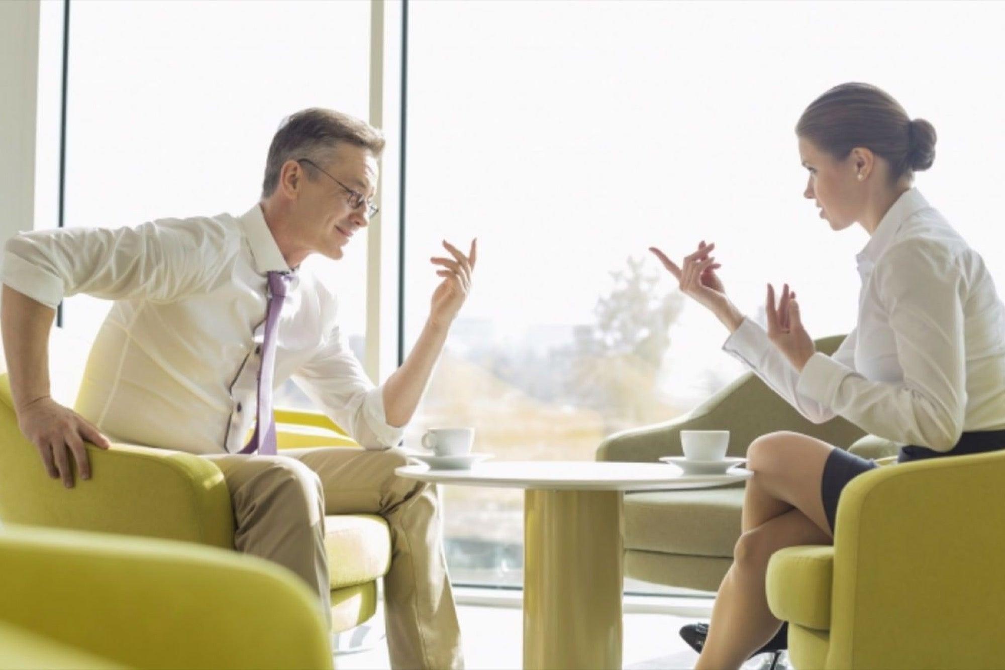 Marketing agency Leader Team: employee feedback