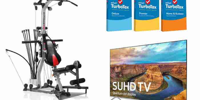 Big Spring Savings on Moto 360 Smartwatch, SamsungTVs and Last Chance for TurboTax Discount