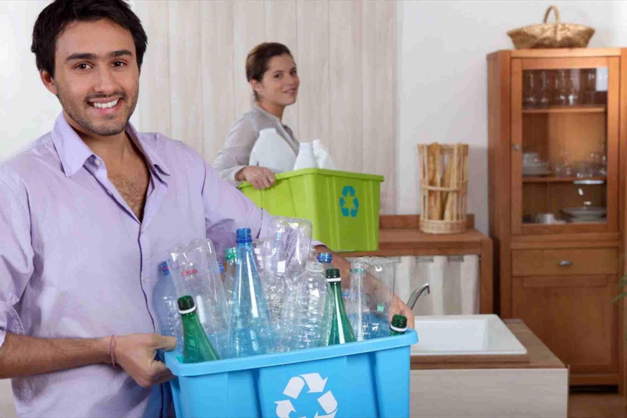 Cinco mitos sobre el reciclaje