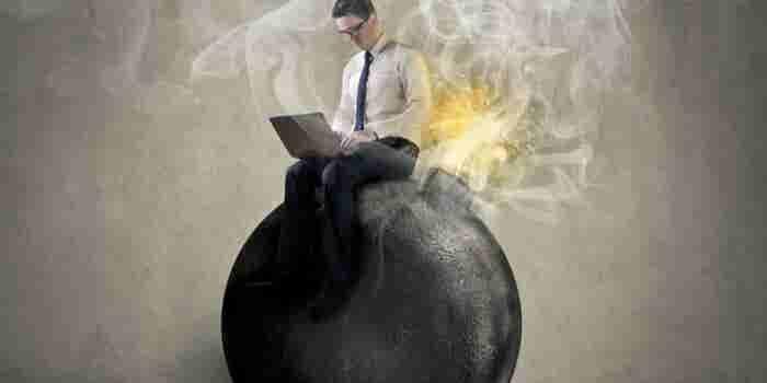 ¡Cuidado! Estas 4 situaciones te indican que estás por enfrentar una crisis