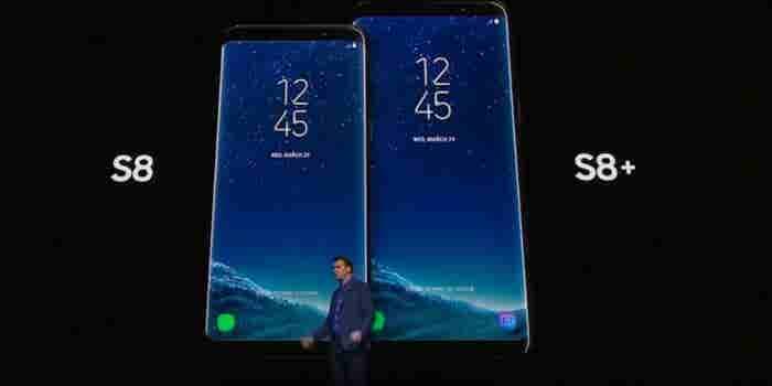 Todo lo que debes saber del nuevo Galaxy S8 de Samsung
