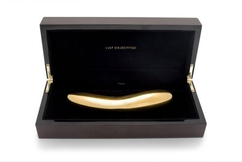 Who Knew There Is a Market for a $15,000 Vibrator?
