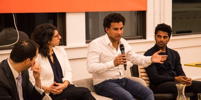 Founders of Venmo and Foursquare Explain How Entrepreneurs Can Help Immigrants