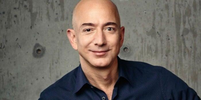Jeff Bezos ya es la segunda persona más rica del mundo