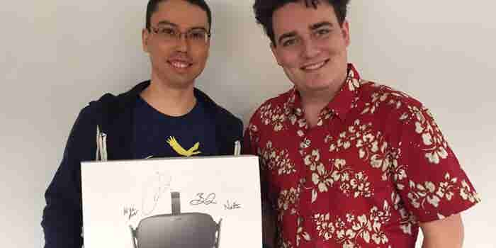 Oculus Co-Founder Palmer Luckey to Step Down