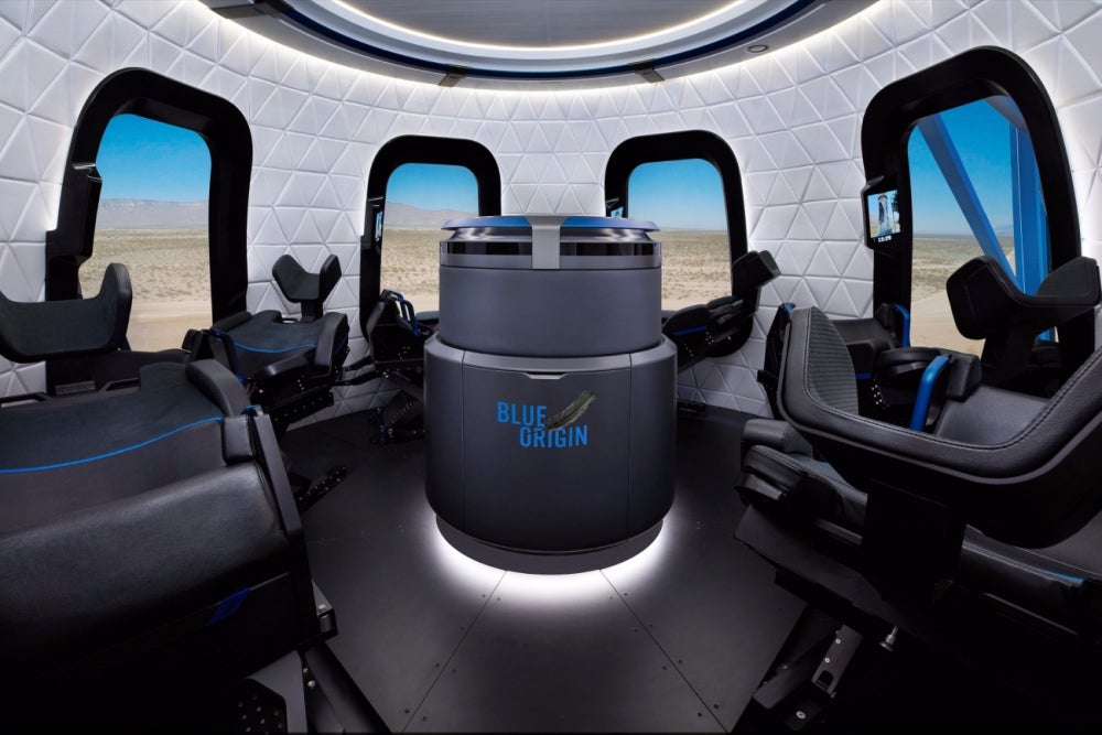 If Jeff Bezos Has His Way, This Could Be Your Ride to Space