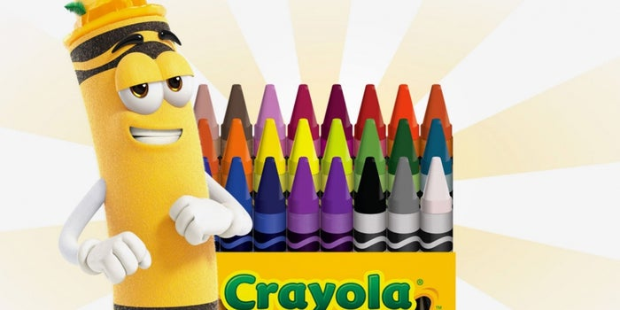 people and brands share ideas for crayola s new crayon color
