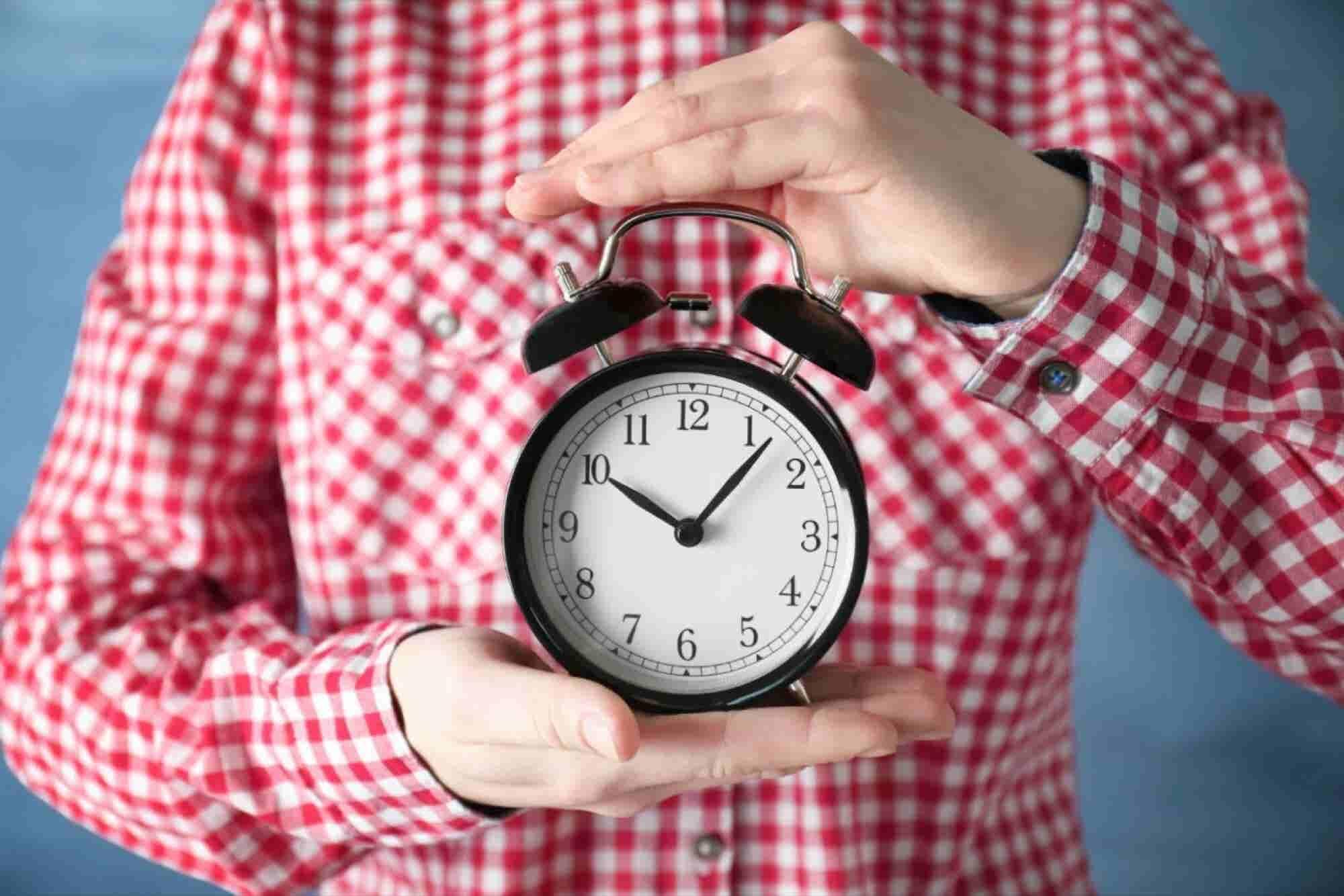 Infografía: 8 consejos para mejorar los horarios laborales