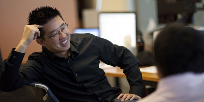 After Three Pivots, This Founder Sold His Gaming Company for $800 Million