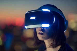 Virtual Reality Is About to Change Your Business