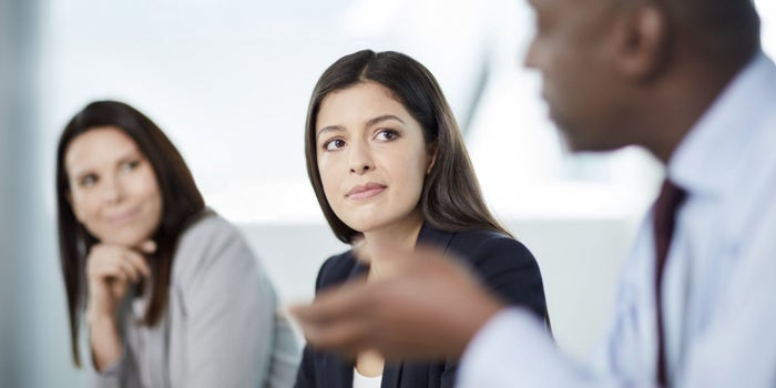 Why I Didn't Speak Up When Male Colleagues Made More Doing the Same Job -- But Worse